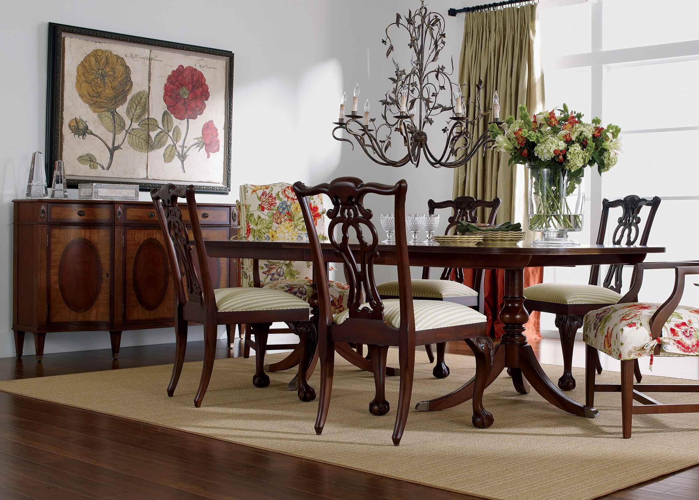 Abbott Dining Table , , Alt