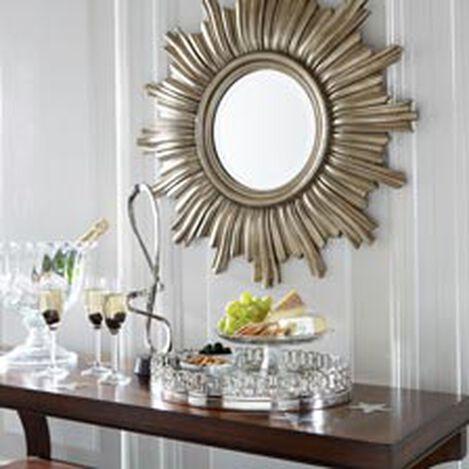 Glamour Starburst Mirror ,  , hover_image