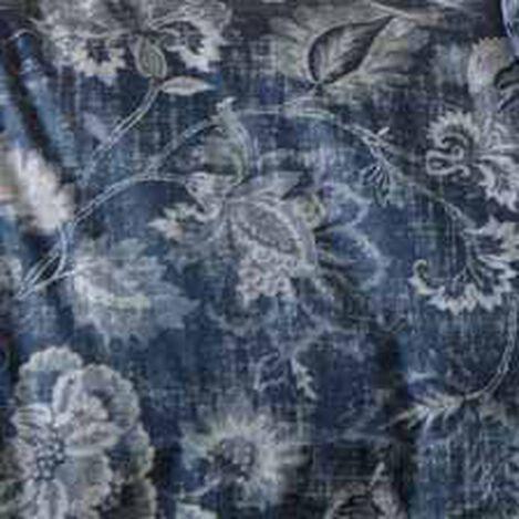 Monikka Blue Floral Duvet Cover and Shams ,  , hover_image