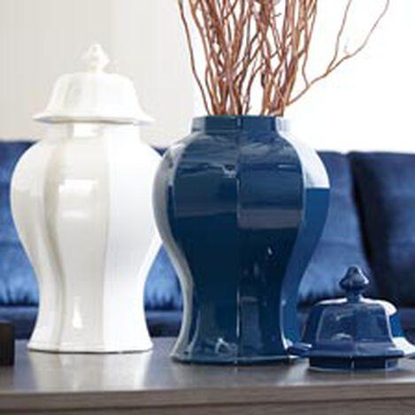 Geometric Temple Jar Product Tile Hover Image 43210MST