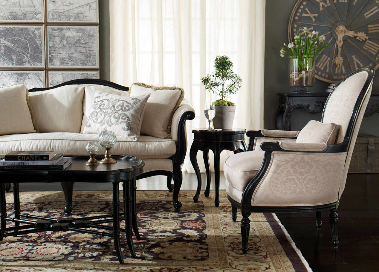 Suzette Chair Chairs Chaises Ethan Allen