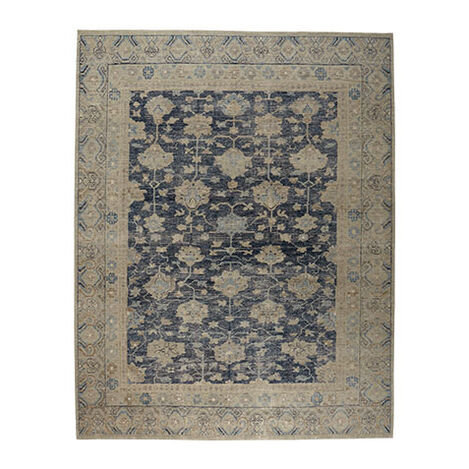 Cosmo Rug, Blue/Grey ,  , large