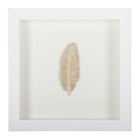Gold Emlis Feather ,  , large