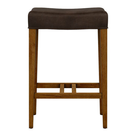 Harper Leather Counter Stool Product Tile Image 727084
