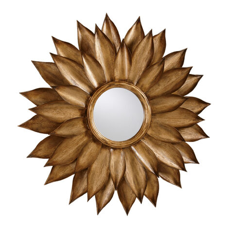 Sunflower Wall Mirror ,  , large