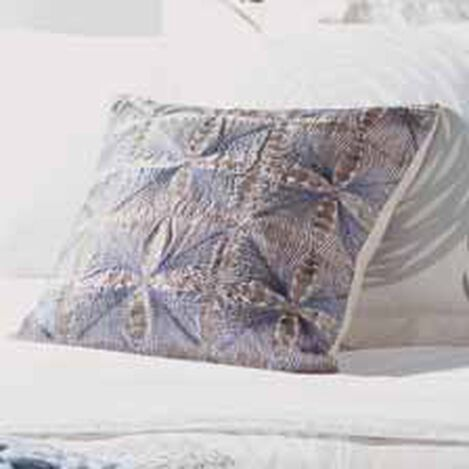 Embroidered Diamond Pillow ,  , hover_image