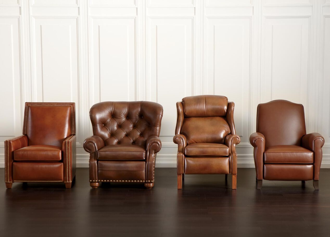 Paloma leather recliner recliners for H furniture facebook