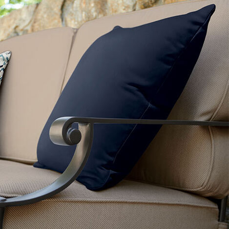 Kean Navy Outdoor Pillow Product Tile Hover Image 408111 P8488