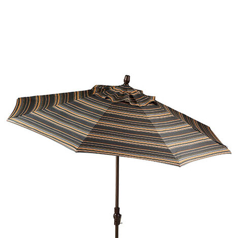Greystone Round Market Umbrella ,  , large
