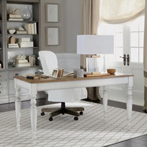 Turned Leg Writing Desk ,  , hover_image