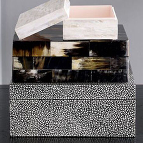 Dark Horn Inlay Box ,  , hover_image