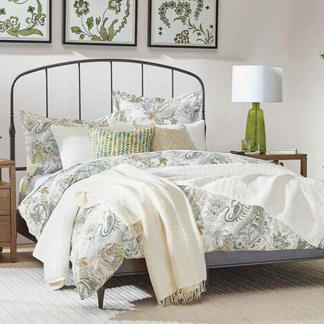 Blythe Arch-Top Metal Bed Product Tile Hover Image 135652