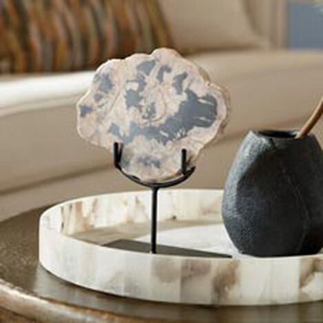 Petrified Wood on Stand Product Tile Hover Image PetraWood