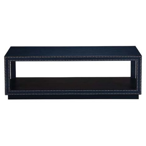 McLevin Rectangular Coffee Table, Cobalt Product Tile Image 138240   C21