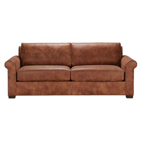 Spencer Roll-Arm Leather Sofa Product Tile Image spencerRAsofaLTH