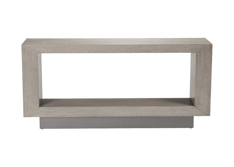 Braemore Rectangular Plinth-Base Console Table