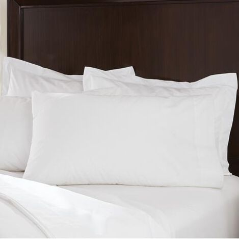 White Percale Sheet Set Product Tile Image 035010