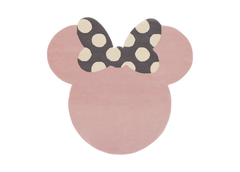 I See Minnie Mouse Rug