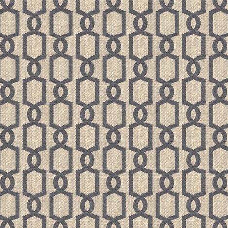 Mod Charcoal Fabric ,  , large