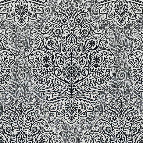 Yara Black Fabric ,  , large