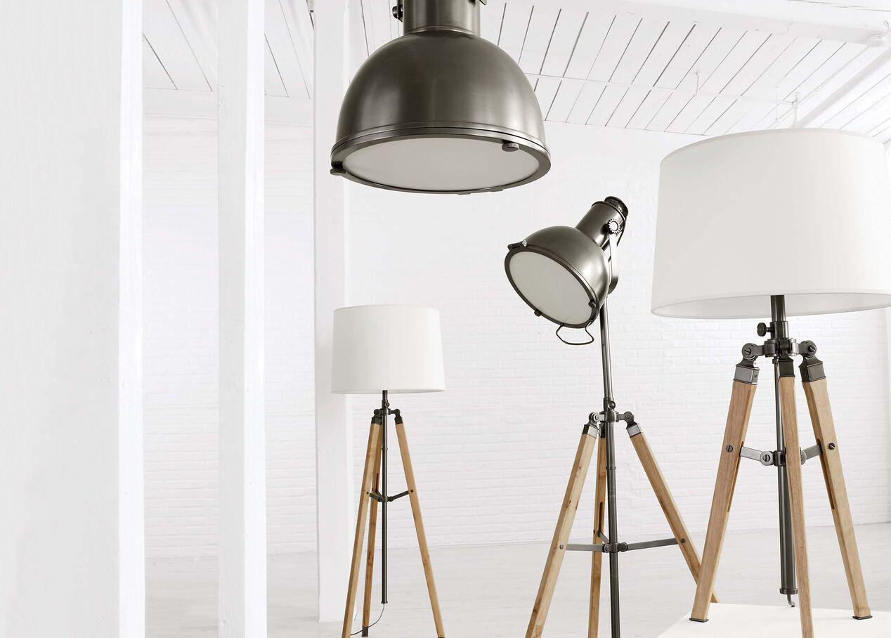 Surveyors bronze floor lamp floor lamps ethan allen null mozeypictures Choice Image