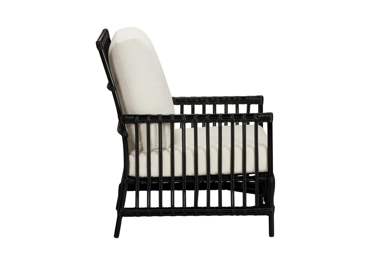Vero dunes woven lounge chair 2