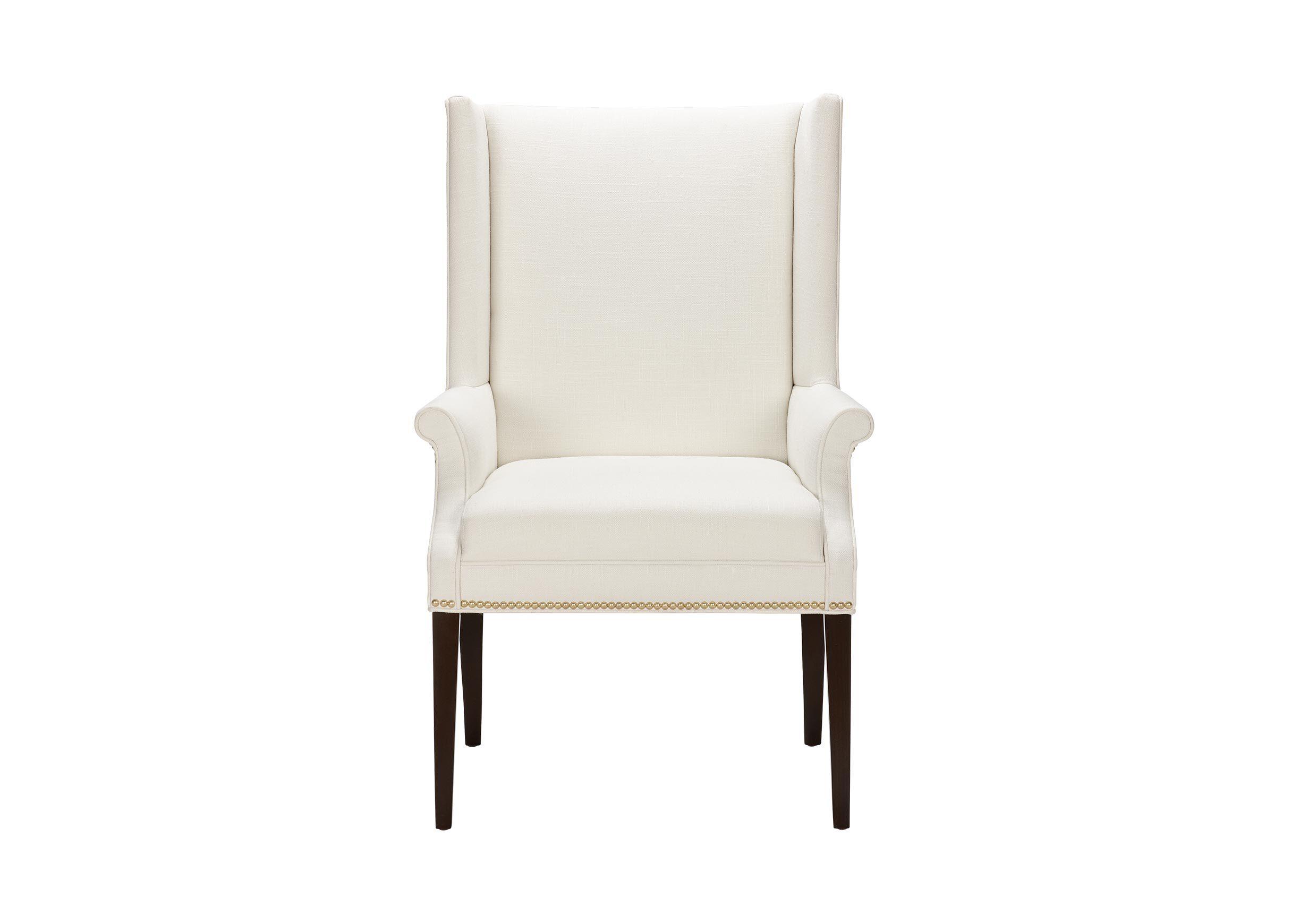 Yves Host Chairs Upholstered | Ethan Allen Dining Room Host Chairs | Ethan  Allen