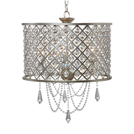 Small Antoinette Chandelier Product Tile Image 093703