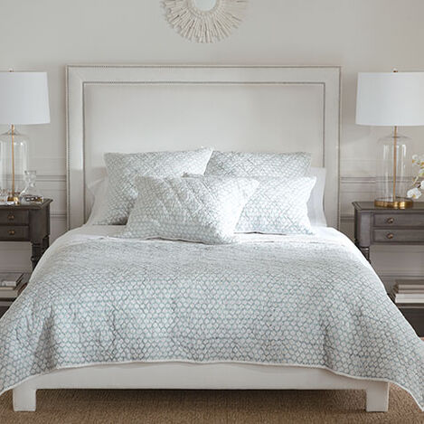 Foulard Block Print Quilt and Sham Product Tile Image foulardblock