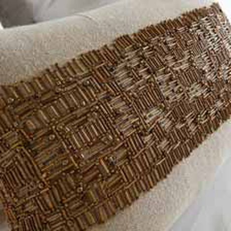 Beaded Band Pillow ,  , hover_image
