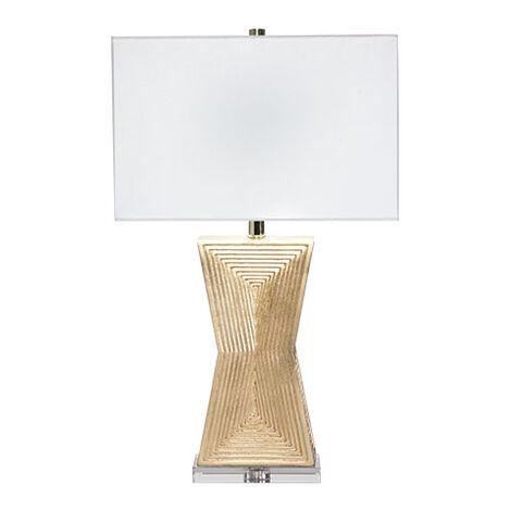 Saxon Geometric Table Lamp ,  , large