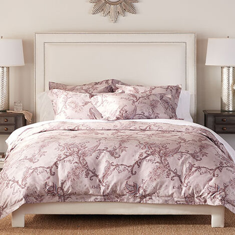 Henfield Paisley Duvet Cover and Shams Product Tile Image HenfieldPaisley