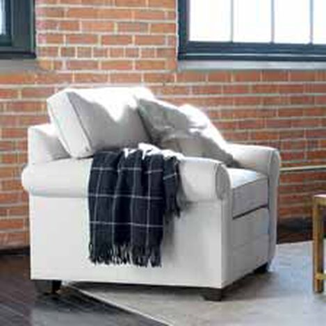 Bennett Roll-Arm Chair, Quick Ship ,  , hover_image