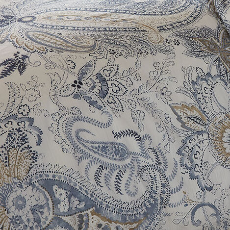 Brodey Paisley Duvet Cover and Sham Product Tile Hover Image BrodeyPaisley