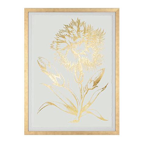Gold Foil Floral II ,  , large
