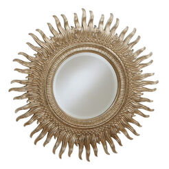 "43"" Silver Sunburst Mirror Recommended Product"
