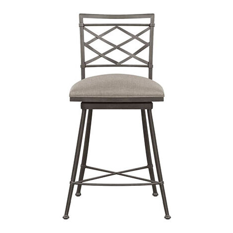 Becker Swivel Counter Stool ,  , large