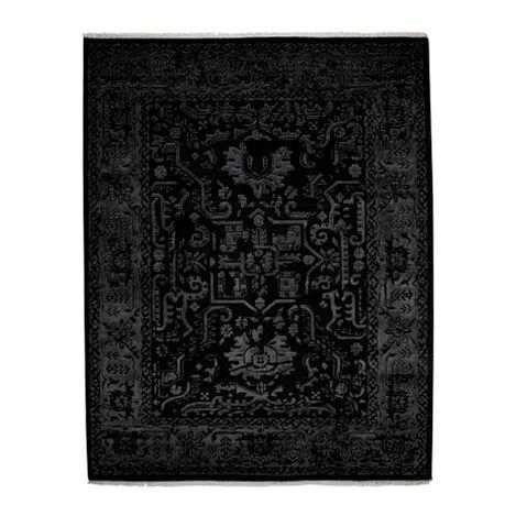 Heriz Deconstructed Rug, Charcoal Product Tile Image 041524