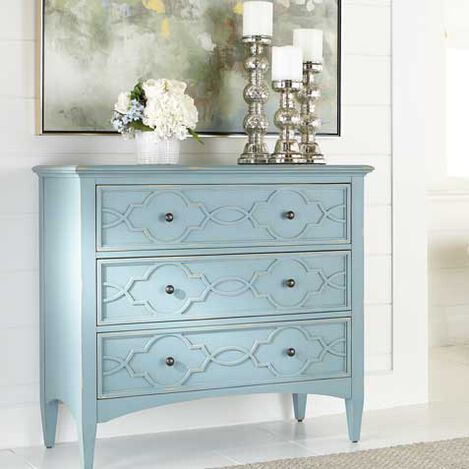 Eveline Three-Drawer Chest Product Tile Hover Image 228205