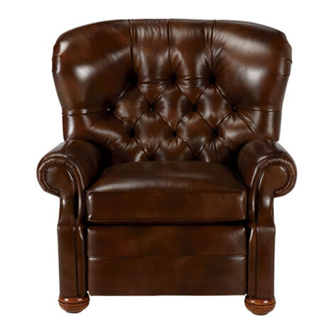 Cromwell Leather Recliner Product Tile Image 737949