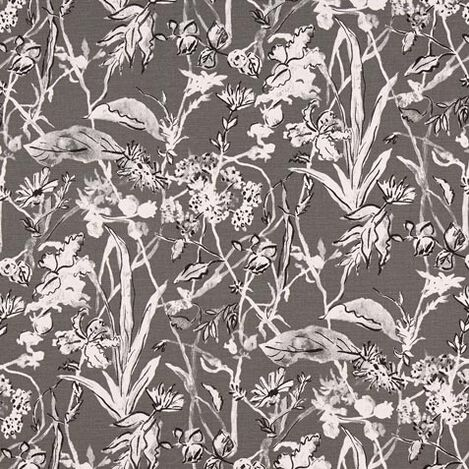 Cullen Charcoal Fabric ,  , large