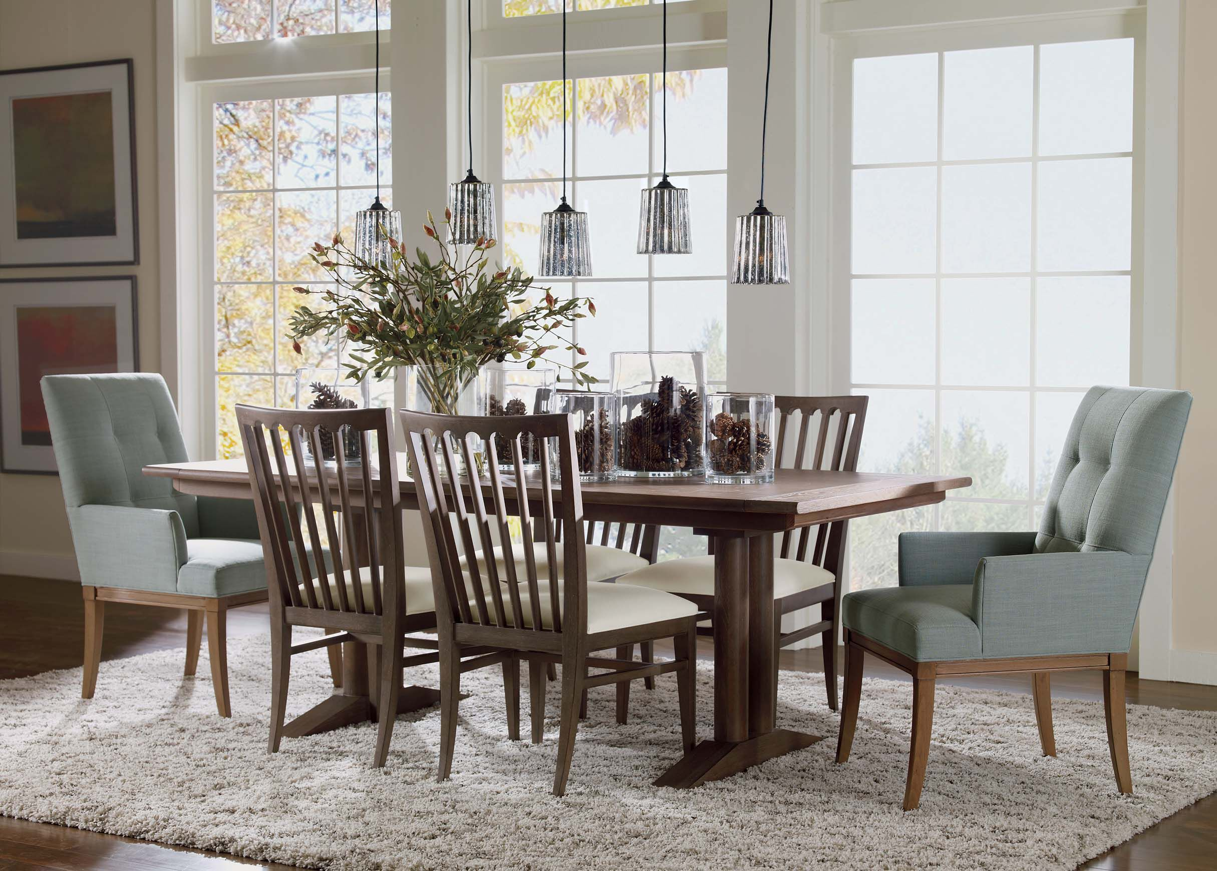 sayer extension dining table alt ethan allen