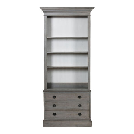 Villa Single File Bookcase ,  , large