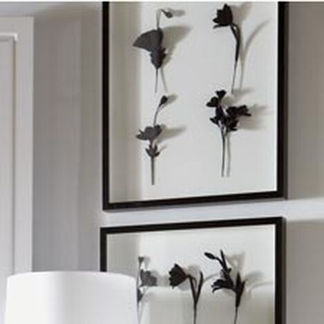 Ebony Flowers II Product Tile Hover Image 079612B