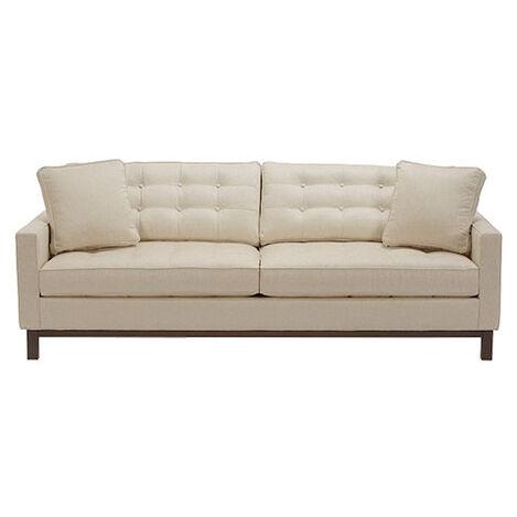 Melrose Sofa, Abel Cream ,  , large