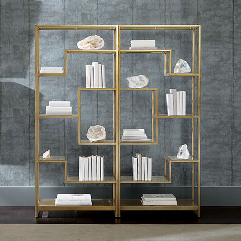 Clarksburg Open Modular Display Bookcase Product Tile Hover Image 149577
