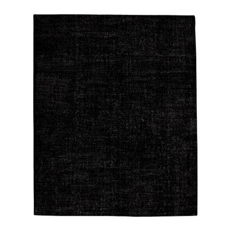 Vintage Black Rug 11' x 14' Product Tile Image 041278T