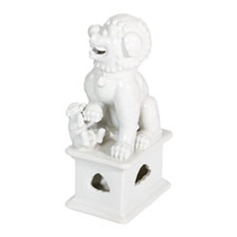 Left-Facing Foo Dog Product Tile Hover Image 432317A