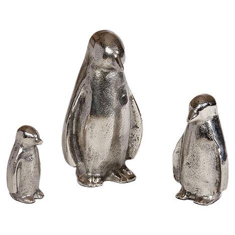Emperor Penguins, set of 3 ,  , large