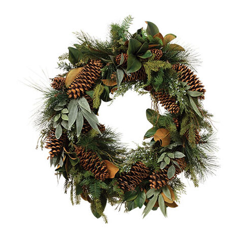 "42"" Pine Wreath Product Tile Image 442237"